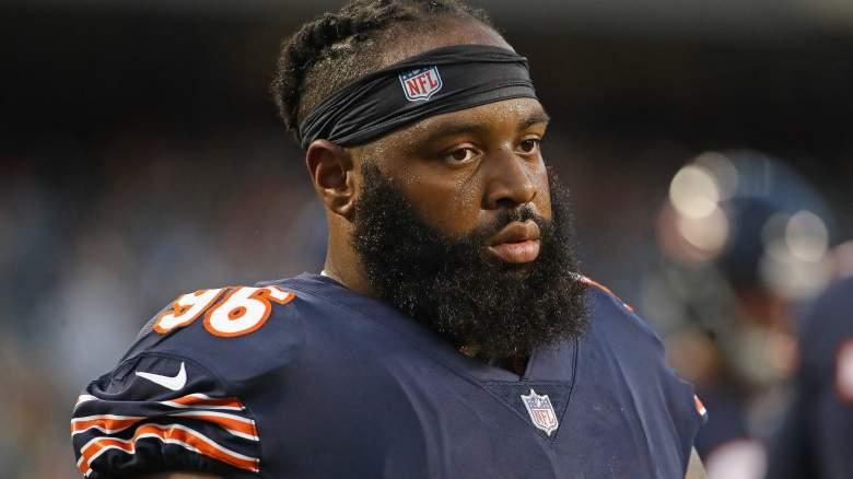 Chicago Bears Defensive End Akiem Hicks