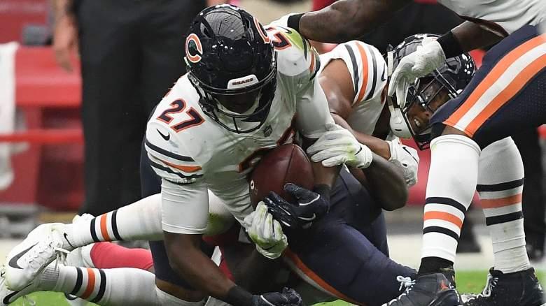 Chicago Bears Safety Sherrick McManis