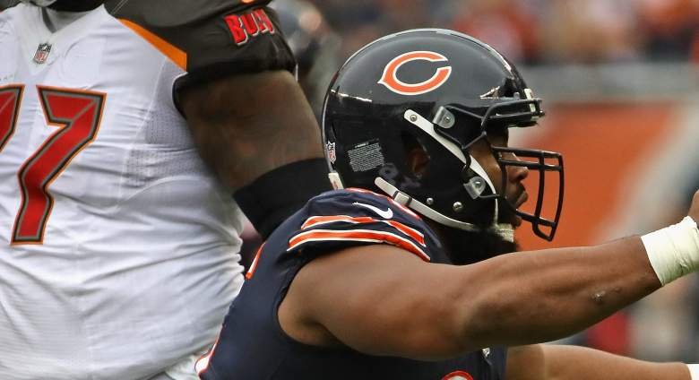 Chicago Bears Defensive End Bilal Nichols