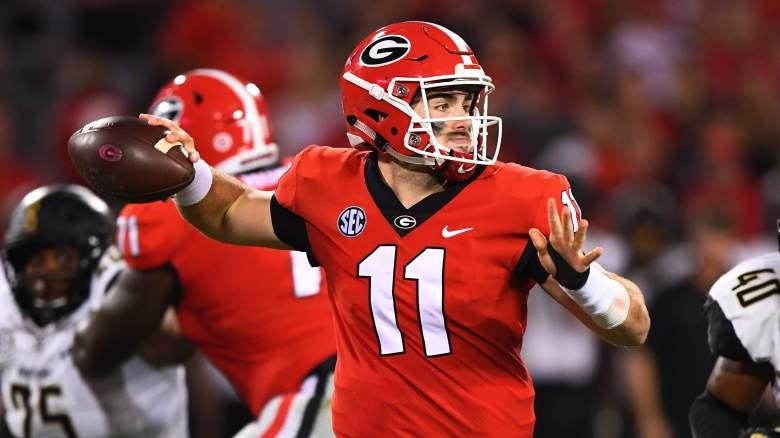 Watch Georgia vs Vanderbilt Football Online