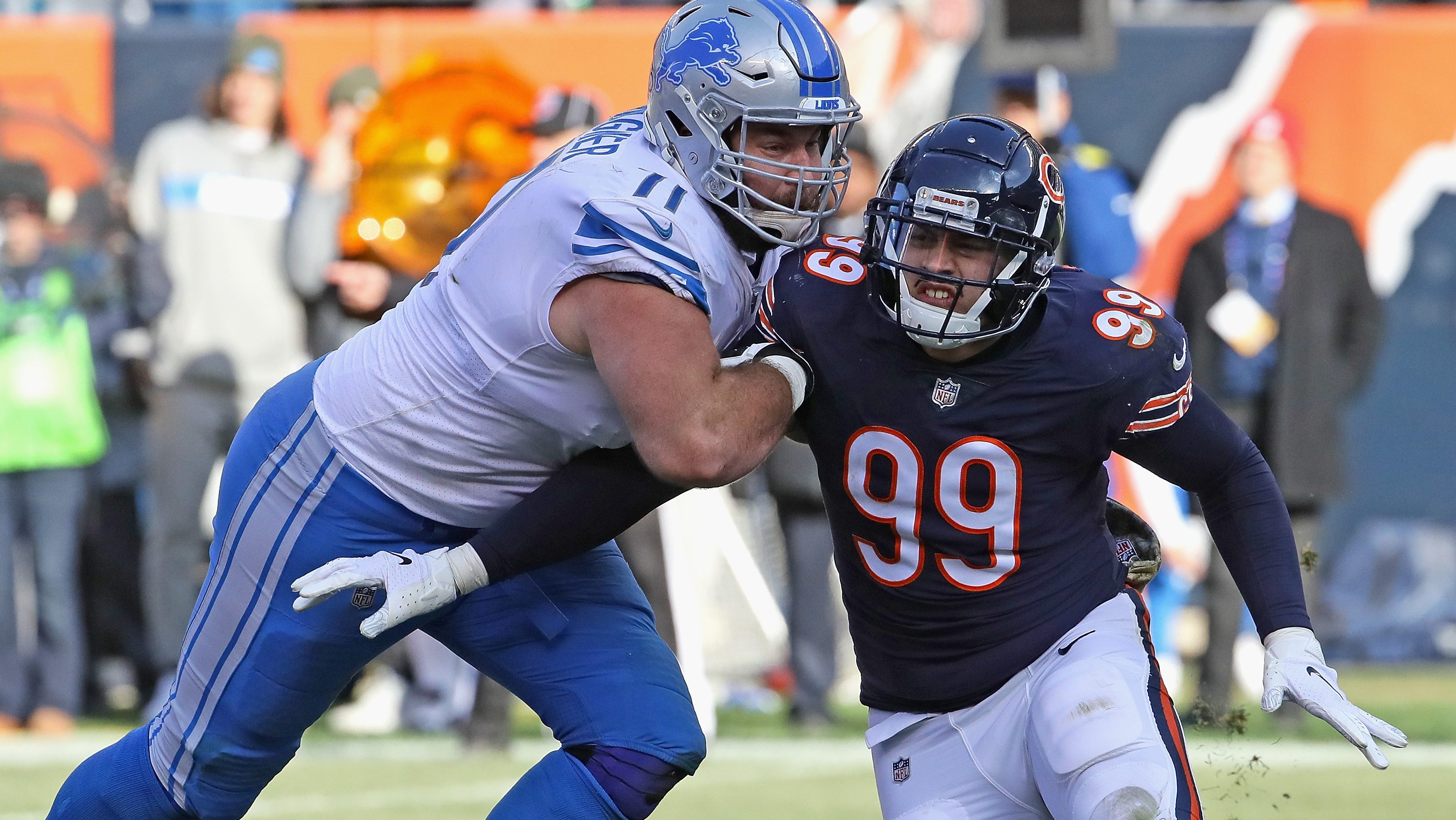 Ex-Bears LB Un-Retires, Returns to NFL: Report