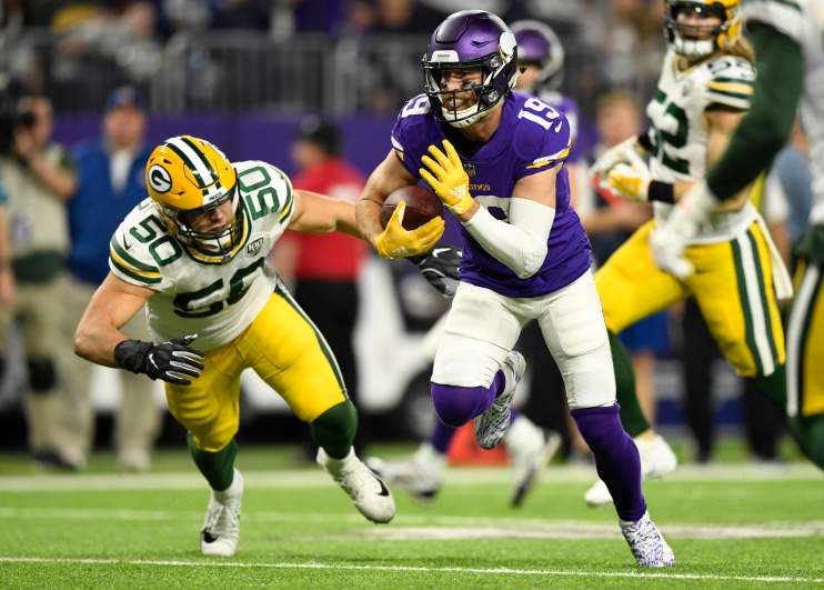Packers Best Games Vikings
