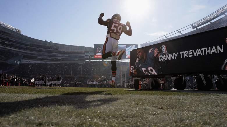Chicago Bears Linebacker Danny Trevathan
