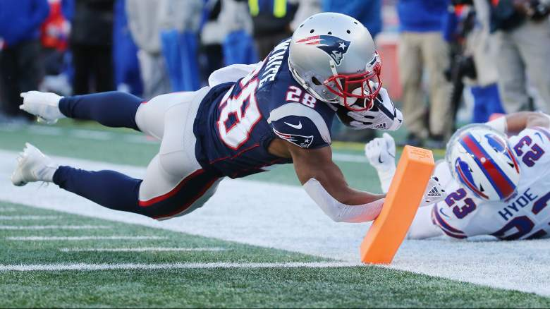 James White Should Be Your Flex In Fantasy Football This Season Heavy Com