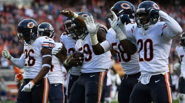 Chicago Bears Defense Depth Chart