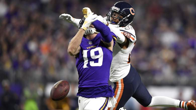 Chicago Bears Safety Deon Bush