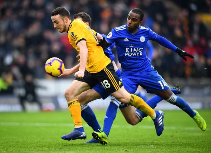 Wolverhampton Leicester City