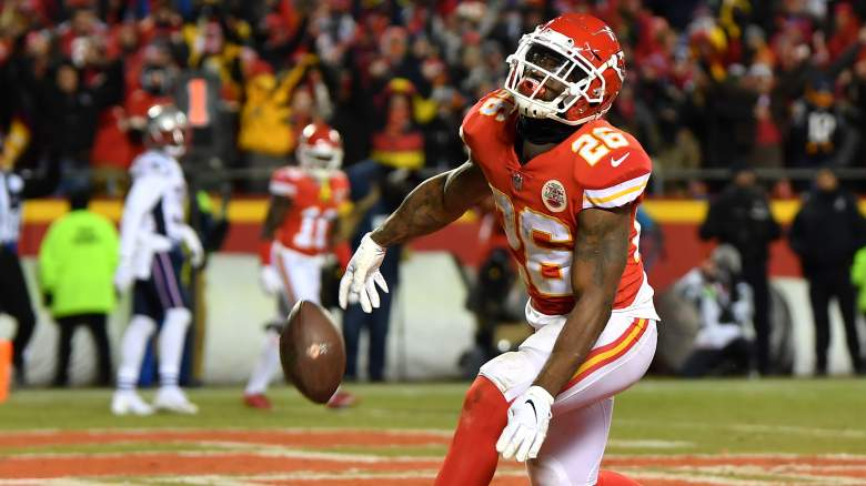Damien Williams Fantasy When Should You Draft The Chiefs Rb Heavy Com