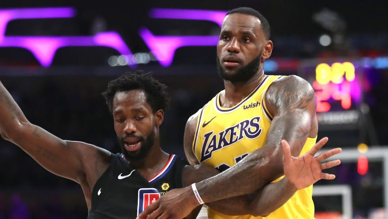 Lakers Clippers Christmas Day