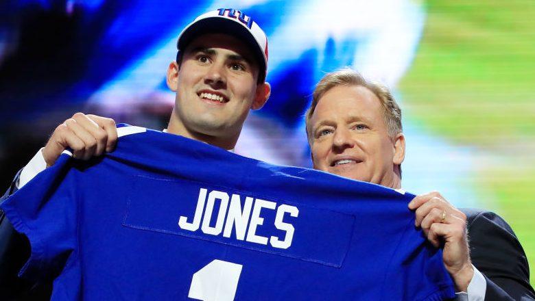 Daniel Jones Stats