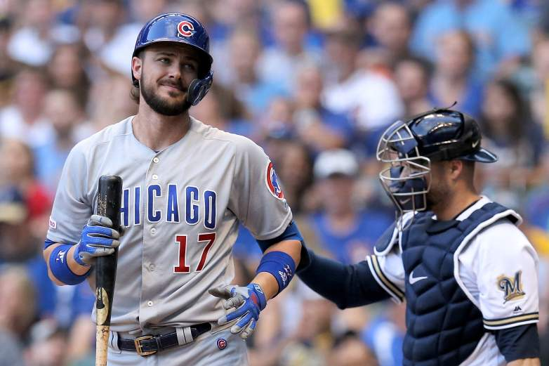The Cubs and Brewers face off in an important three-game series this weekend at Wrigley Field, which kicks off Friday afternoon.