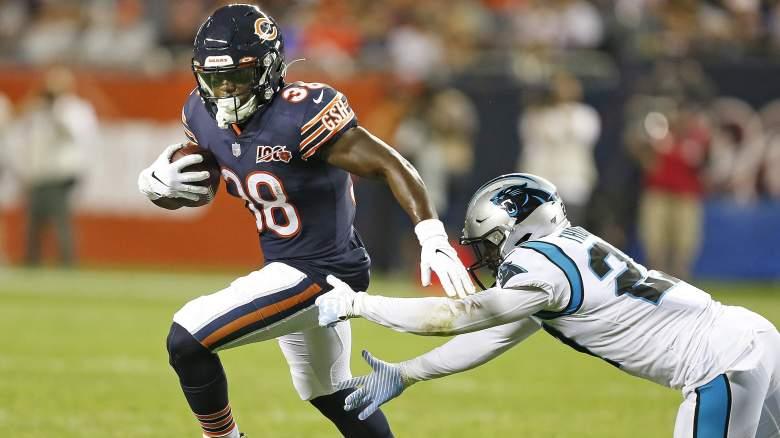Ex-Chicago Bears Running Back Kerrith Whyte Jr.