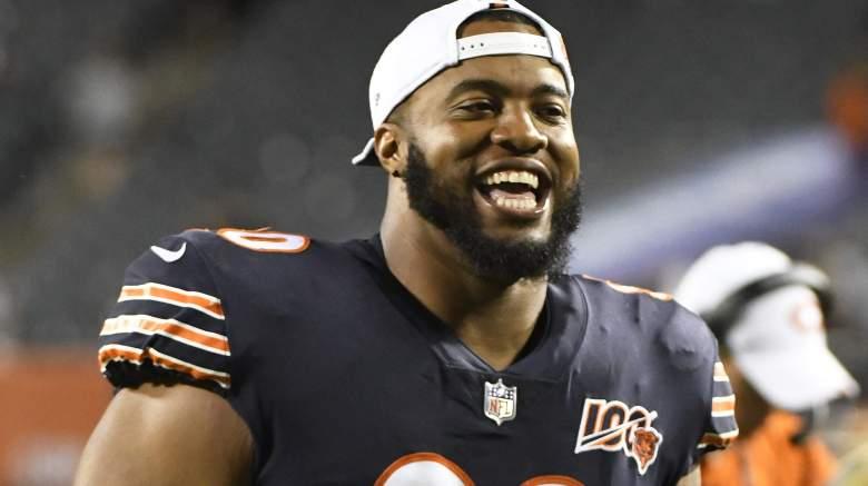 The Chicago Bears released Jonathan Bullard