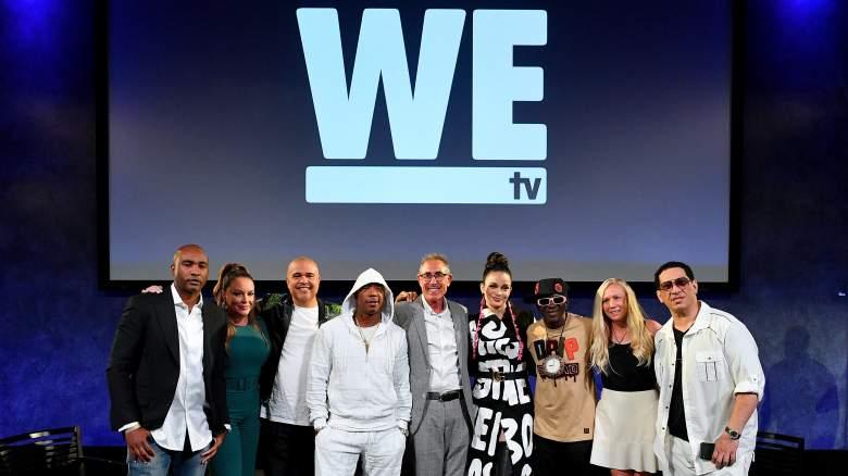 Growing Up Hip Hop New York cast