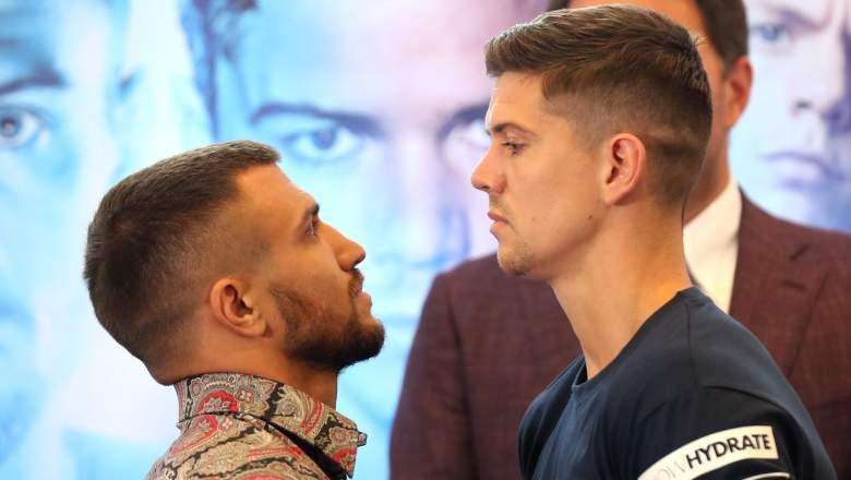 Watch Lomachenko vs Campbell in US