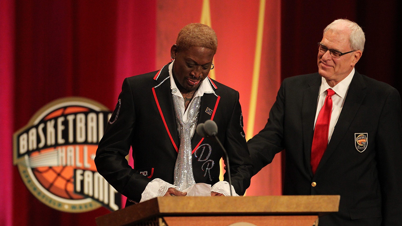 Dennis Rodman Bulls