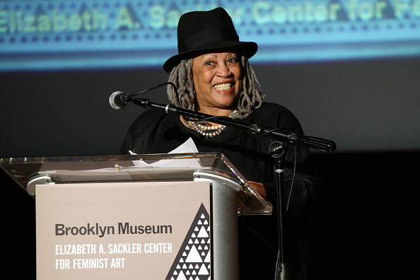 Toni Morrison list of literary work