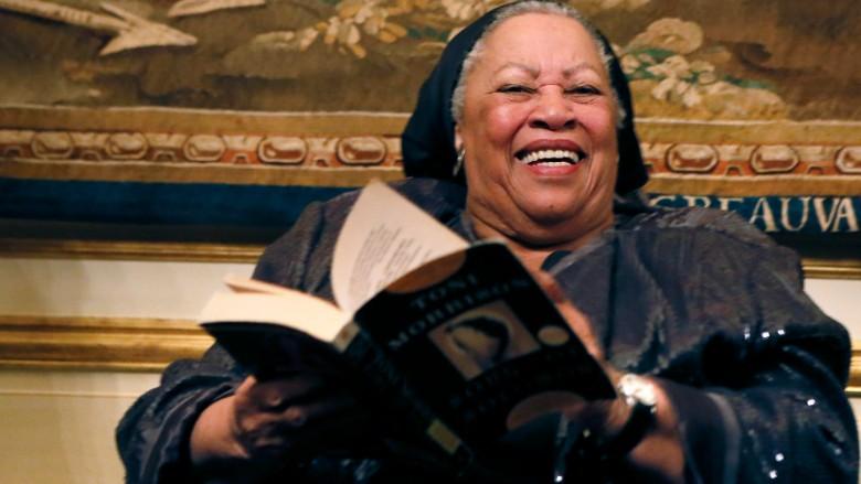 Toni Morrison's death