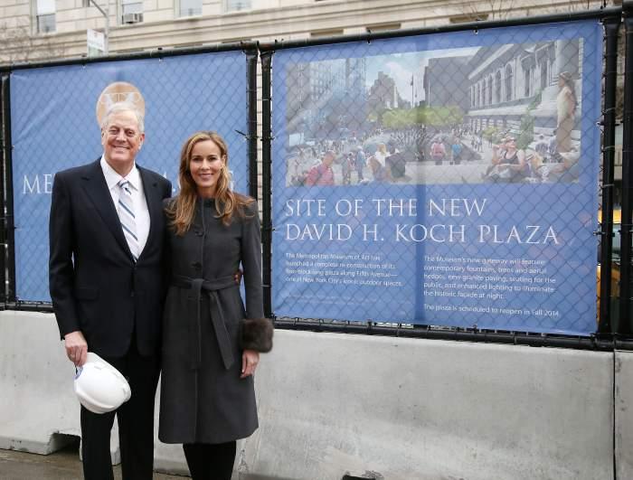 David Koch net worth