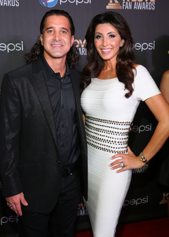 Scott and Jaclyn Stapp