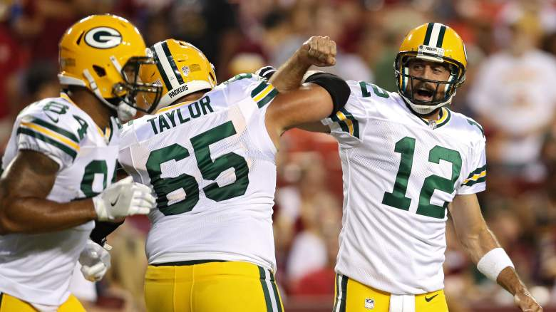 Rodgers Cover Best 5 Packers Games