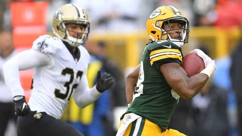 Time to Worry About Aaron Jones Injury