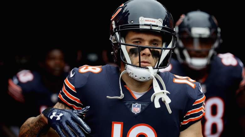 Chicago Bears Wide Receiver Tanner Gentry