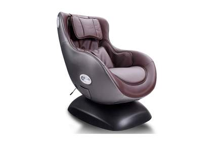 burgundy massaging gaming recliner