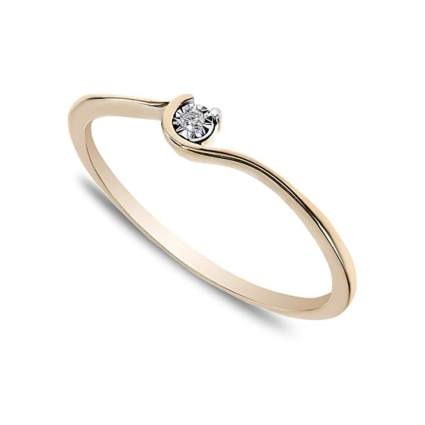 rose gold and diamond stacking ring