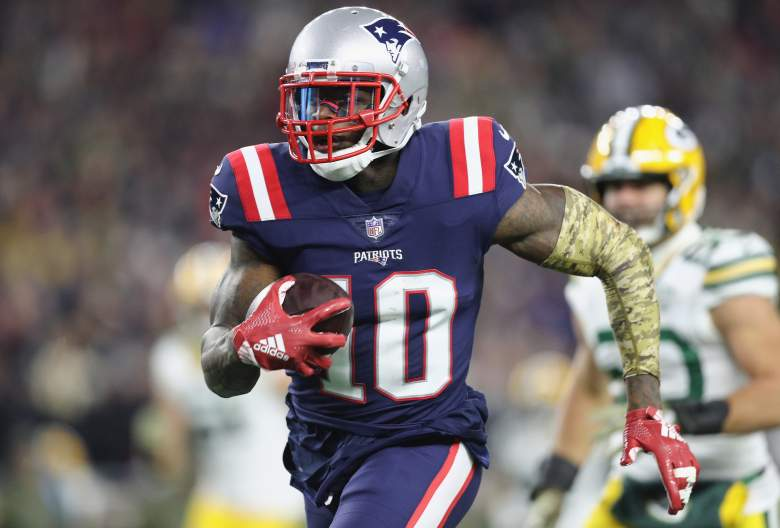 New England Patriots WR Josh Gordon was reinstated on a conditional basis by the NFL on Friday.