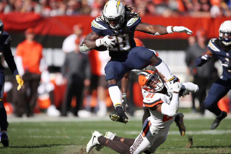 Melvin Gordon and the San Diego Chargers have not made progress at the negotiating table over the running back's contract.