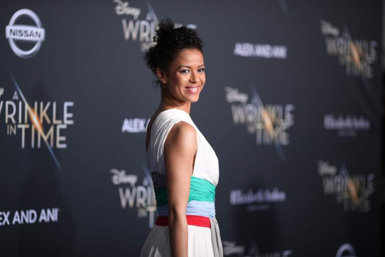 Gugu Mbatha-Raw Attends The Premiere Of A Wrinkle In Time