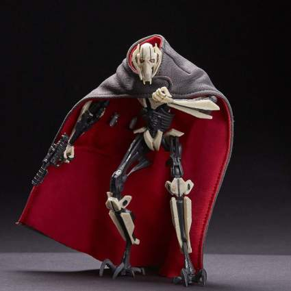 Hasbro Star Wars The Black Series 6 Inch Action Figure Deluxe - General Grievous