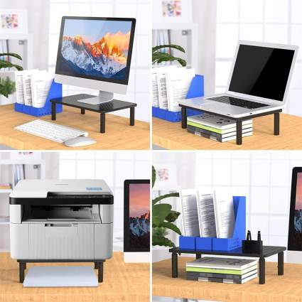 HUANUO Monitor Stand Riser office gadgets