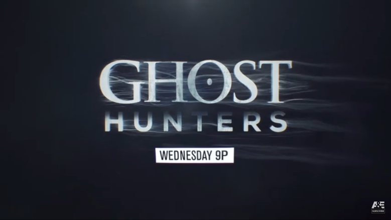 Ghost Hunters 2019 Cast