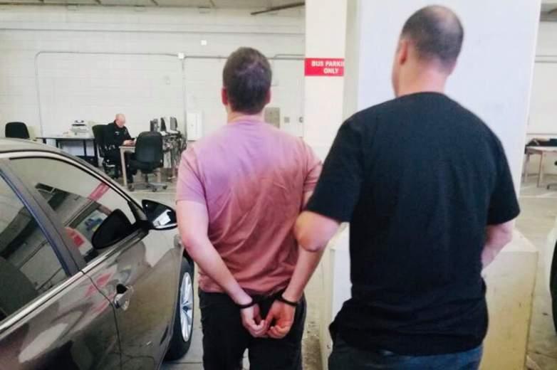 Jason Yaselli Arrested