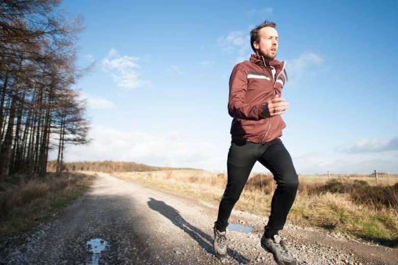 nylon joggers