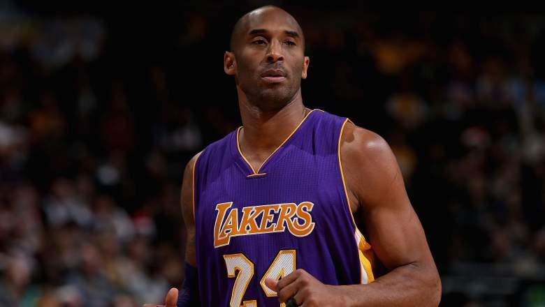Kobe Bryant All-Decade Team
