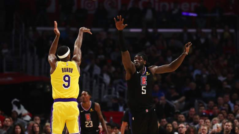 Lakers vs Clippers Betting Line