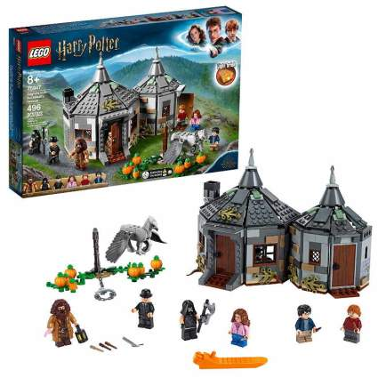 LEGO Harry Potter and The Prisoner of Azkaban Hagrid's Hut: Buckbeak's Rescue