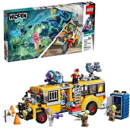 LEGO Hidden Side Paranormal Intercept Bus 3000 70423 Augmented Reality [AR] Building Kit
