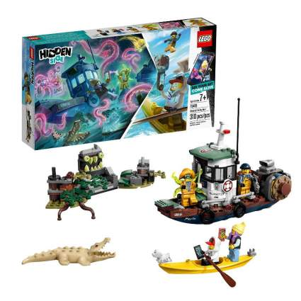 LEGO Hidden Side Wrecked Shrimp Boat 70419 Building Kit