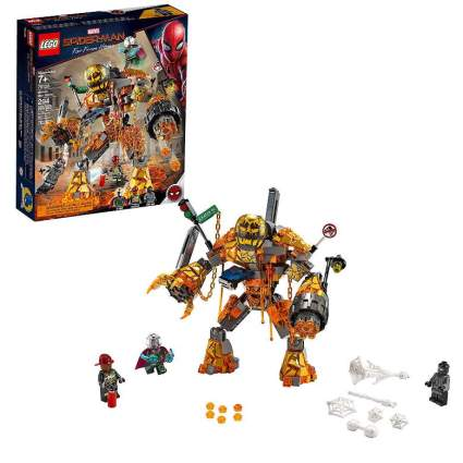 LEGO Marvel Spider-Man Far From Home: Molten Man Battle 76128 Building Kit
