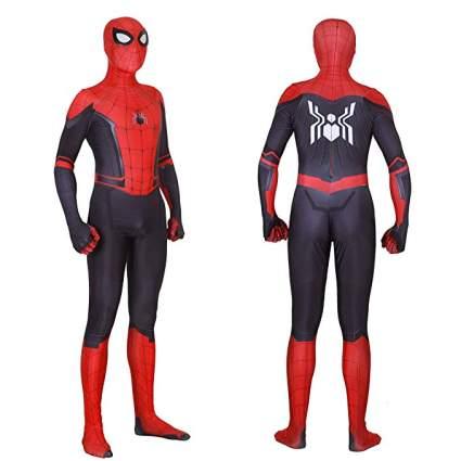 zentai spider-man costume