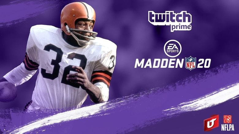 Madden 20 Twitch Prime Pack Free