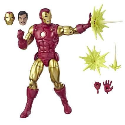 Marvel Comics 80th Anniversary Legends Series Iron Man