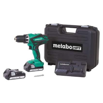 Metabo HPT Cordless Driver Drill Kit