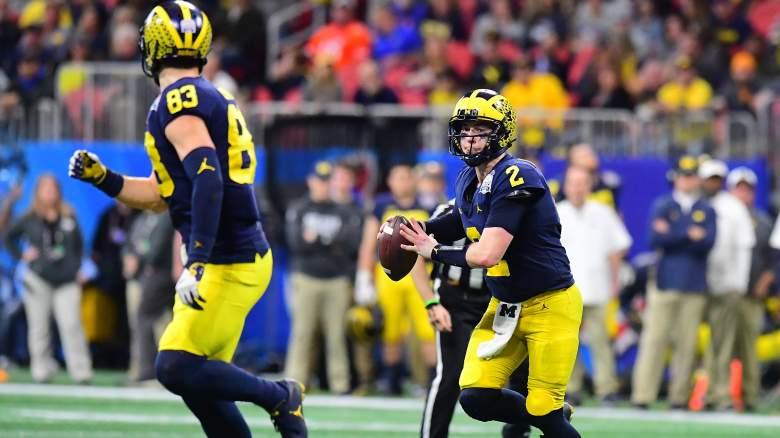 Watch Michigan vs MTSU Football Online