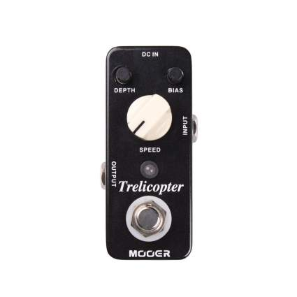 mooer trelicopter cheap guitar pedals