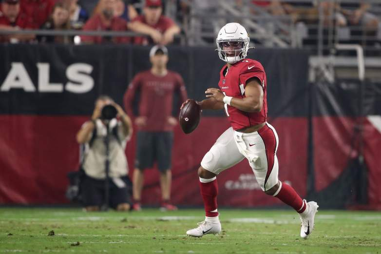 Kyler Murray and the Arizona Cardinals play host to the Oakland Raiders on Thursday night as week 2 of the NFL preseason gets underway.